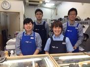 ≪1日5h~≫ムリなく始められる☆店舗が入っているのは、いずれも大手商業施設内なので、安心&帰りの買い物にも便利ですよ◎