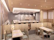 築地寿司清は有名人が多数来店されたり、行列ができるほどの人気店!