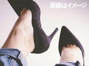 ◆オシャレ好き・靴好き大歓迎◆ 「サイズはいくつですか?」 「その色がお似合いですね」 こだわりの1足を見つけましょう♪
