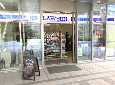 藤沢市役所内の綺麗なローソン♪まだまだ新しい店舗を一緒に盛り上げていきませんか?*+