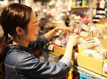 """お店の雰囲気も、雑貨に負けないぐらい素敵です…★ 30~1000円のアイテムが中心♪ AWESOMEならおしゃれな生活が""""当たり前""""に◎"""