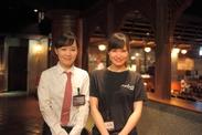 アジアンリゾートな店内はエキゾチックな雰囲気がいっぱい☆ 「ココで働きたい!」とほれ込んだスタッフが実は多いんです!!
