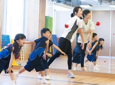 体格も、性格も、能力もバラバラな子ども達。運動能力+カラダ・ココロ・アタマ。3つのプログラムを通し、未来を輝かせましょう!