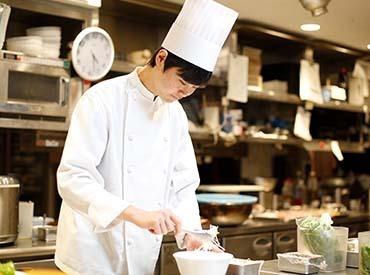 【仕込み・調理補助】★;*。カラダにも嬉しい中国料理店。*;★週1日・1日5h~OKで働きやすさ抜群!美味しい餃子がお家でも作れるように♪
