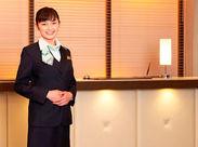 スタッフもお客さまも笑顔に ―*° ホテル業界未経験の方も大歓迎★ オープニングなのでイチから皆と一緒に学べる環境です◎