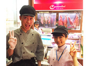 ★六本木駅直結の東京ミッドタウン店★ 雨の日も濡れずに通勤できるのが嬉しい♪ お仕事前後にショッピングも楽しめちゃう!
