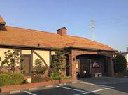 ◆昌久園 岸和田店◆焼肉屋さんとは思えないオシャレな外観です。落ち着いた雰囲気だけど、楽しいスタッフさんが多いお店です♪