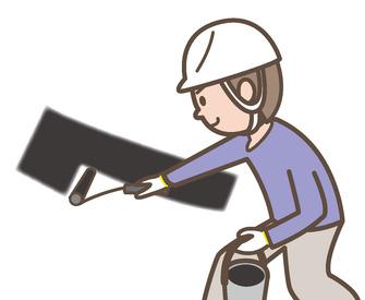 【防水工】☆★ 雨漏り修理、塗装工事 etc ★☆未経験でもオッケー!イチからしっかり教えます!不安なヤツも黙ってオレについてこい!笑