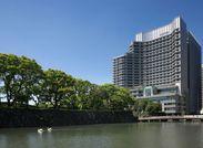◇丸の内の五つ星ラグジュアリーホテル◇ 東京の中心で一緒に働きませんか? スタイリッシュなオフィス街がアナタの職場です!