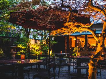 江戸時代の城下町をイメージした風情溢れこだわりの内装は海外のお客様にも大好評♪普段にはない出会いもいっぱい★