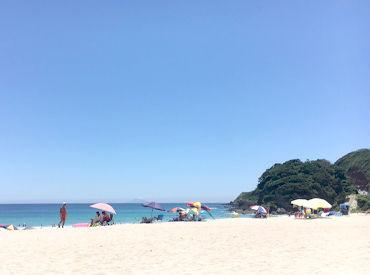 【海の家STAFF】#この夏 #いい波に乗れる #神バイト#ゆるっと #たのしく #稼ごうー!!★。+NEW OPENの海の家+。★≪単発1日~夏の終わりまで≫