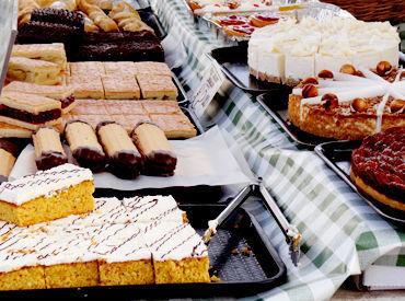 【パティスリー・製菓】オープニング店舗もあり◎メディアで話題のスイーツ店で働くチャンス!あなたの大好きな「美味しい」を広めませんか?