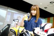 「バイトでゴルフデビュー!」もOK◎ゴルフ好きが集まった楽しい職場。夢中になれるモノがきっとありますよ♪
