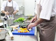 Q:「料理のスキルは必要ですか?」 A:「特別なスキルは必要ありません。いつもの家庭でのお料理経験を活かせますよ◎」