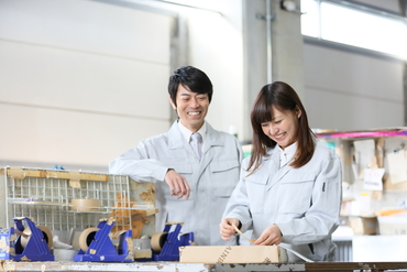 【工場内スタッフ】~熊本市北区での新しいお仕事特集~●平日の日勤で働きたい方向け●土日祝日休みでプライベートも充実!