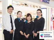 ≪接客・販売経験者 特に歓迎♪≫未経験の方も、中国語や韓国語を活かしたい方歓迎!※写真は他の免税店のものです。
