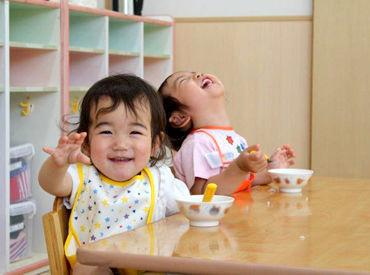 子どもの頃の温かい記憶や想い出は 生涯の大切な宝物です。 たくさんの楽しい時間を過ごすことも お仕事の一つです♪