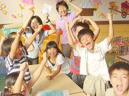 6グループの内1グループ(4名)を担当◎ 校舎ごとに実施曜日が固定なので 他校舎とのかけもち勤務もOK★ 詳細は面接時に!
