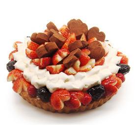 \フルーツやクリームがたっぷり♪/味はもちろん、見た目も魅力的なケーキがたくさん★新しい仲間とたのしく働けます♪