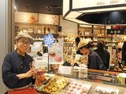 おとうふやきなこ。和の代表食材が、キラキラスイーツに大変身!素通りできない商品がイッパイ詰まったお店です★
