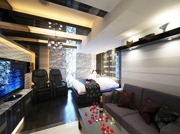 ◆ホテルでの客室清掃♪ 接客はほぼありません!2~3人ペアでお部屋のお掃除◎