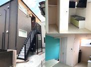 ■デザイナーズアパートの個室寮完備■