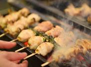 まかないでは、当店自慢の焼鳥だけでなく、仕出し弁当や名物のドライカレーなども食べられます★
