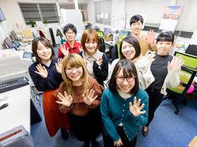 Staffの前職も様々!主婦(夫)も大学生も活躍中! みんなで助け合いながら楽しくお仕事しています♪
