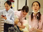 ◆好条件で続けやすい!!◆ フリーターさん・主婦(夫)さん… みんな大歓迎♪ 食事補助&昇給あり!!!!