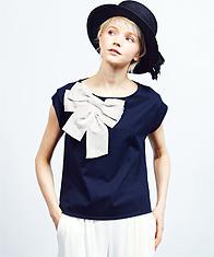 【店舗Staff】フランス発祥のブランド<LANVIN en Bleu>洋服~ファッション小物まで幅広く取り揃えています!【駅チカ】大阪駅徒歩2分♪