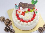 +★クリスマス期間限定★+ 「孫が喜ぶ顔が見たくて」「友達とクリスマスパーティ!」etcお客さまの笑顔に触れられるお仕事です♪