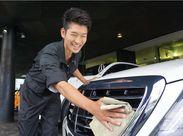 ◆あの憧れの輸入車を扱える!◆ たくさんの輸入車に囲まれたやりがいのあるお仕事です!
