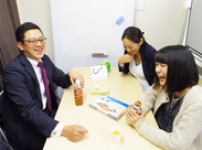 オフィスは渋谷駅から徒歩5分♪お仕事の前後にショッピングやごはんも楽しめる人気エリア◎もちろん交通費は全額支給!