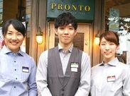 上野・御徒町・湯島…アクセス抜群★ オープンして1年以内のキレイなお店! 同期の仲間と一緒に楽しくお店作りに参加できます♪
