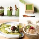 """海外でアレンジされた抹茶文化を日本に逆輸入した""""JAPAN SECOND WAVE""""がコンセプト♪抹茶好きにはたまらない☆"""
