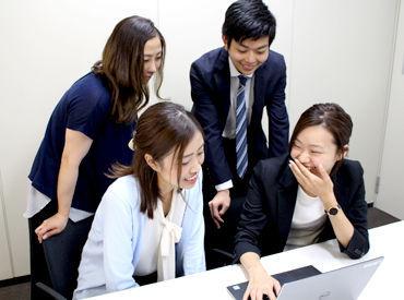 【サポートSTAFF】\木場駅近でサポートのお仕事★/ネットに詳しくなくても大丈夫です♪正社員登用実績あり♪安心して長期間勤務できます*