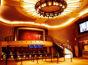 【映画館Staff】◇◆新宿バルト9でレアバイト!◆◇<7:00-翌5:00>⇒好きな時間に働ける◎20~30代活躍中!居心地◎チームワークも抜群!