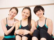 最初は先輩がついて丁寧にフォローするので安心♪自身の体質改善やダイエットにも◎