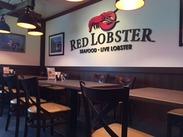 アメリカバーハーバーのレストランをモチーフとした空間♪ 一歩足を踏み入れれば…普段とは違った空間で仕事もEnjoy!!