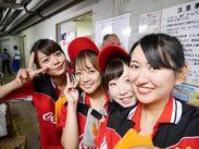 ★同世代の仲間と働ける★ 東京ドームの中は毎日がお祭り騒ぎ♪ 「楽しく働きたい!!」そんな方にピッタリ◎未経験の方も大歓迎!