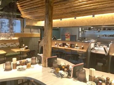 ★★原宿店★★ 《オシャレ&キレイ》まるでカフェみたいな映え雰囲気♪ ゆったり時間が流れる、隠れ家的スポット★