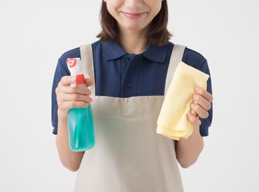【VRアミューズメント施設の清掃Staff】\新宿で話題のVRアミューズメント施設/短い時間でカラダに無理なく★。*かんたんだから、未経験でも安心◎