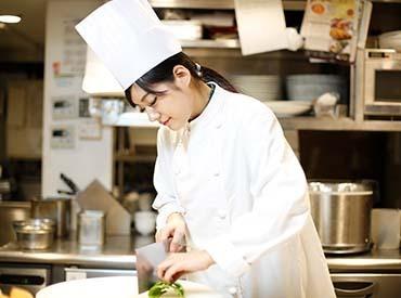 【キッチンSTAFF】★;*。カラダにも嬉しい中国料理店。*;★週2日・1日3h~OKで働きやすさ抜群!美味しい餃子がお家でも作れるように♪