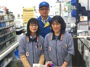 住友ゴム工業(株)はダンロップで お馴染みのタイヤを製造する会社。 今回は福利厚生の一部である売店のスタッフ募集です◎