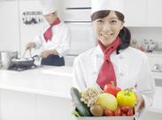 ※画像はイメージ 食品会社でのお仕事です!ホテルやレストランでの調理経験を活かせます◎
