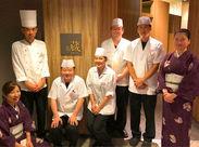 「ホテル新潟」の中にあるレストラン★ゆったりとした雰囲気でお仕事できます♪安定して長く働ける環境です!正社員登用もあり◎