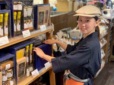日本全国のお洒落で美味しい食材が 一度に楽しめるお店★ 新商品や期間限定品もいち早くチェックできて楽しい♪