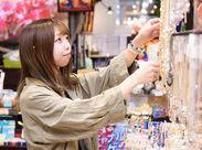《未経験OK》天然石の意味は 先輩スタッフが丁寧に教えます◎ お客様の好みに合わせた ピッタリの商品をご提案しましょう♪.*