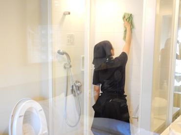 【客室清掃】◆京橋に眠りにこだわるホテルが誕生◆◆全室禁煙!五感で感じる心地よさにこだわったプレミアムな「寝室」が魅力のホテル★