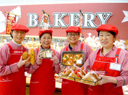 """☆゚+.良い香りの中で働けます+.☆ 6月下旬にOPEN予定の""""パレッタ"""" クロワッサン・クリームパンなど 一緒に作りましょうね♪♪"""